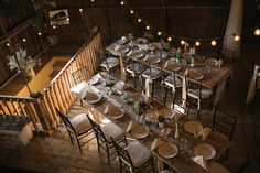 New Jersey Bride—Small weddings at the Loft at Jack's Barn.