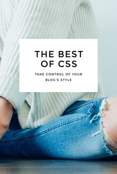 How to Style Your Blog or Website with CSS. Learn how to code and control the look of your site with simple tips. Click through to start learning beginner coding tips!