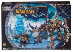 World of Warcraft Mega Bloks Here are some of the best World of Warcraft Alliance pics I could find online.