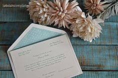 invitacion boda verde mint - Buscar con Google