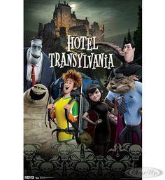 Hotel Transilvanien Poster Hier bei www.closeup.de
