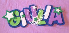https://m.facebook.com/babyvanita Fommy foamy crepla decorazioni cameretta bambini fiocco nascita baby gift Giulia star