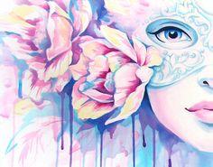 Consultez ce projet @Behance: « Tenderness. Watercolor illustrations » https://www.behance.net/gallery/48649159/Tenderness-Watercolor-illustrations