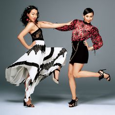 Sisters Mai & Mao Asada are the latest cover girls for the newest issue of GQ Magazine Japan. Magazine Japan, Gq Magazine, Vogue Japan, Gq Japan, Sport Girl, Covergirl, Figure Skating, Sports Women, Fashion Photo