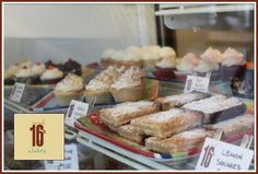 EAST NASHVILLE - Sweet 16th a Bakery - 311 N. 16th Street Nashville, TN 37206 - Open:Tues.– Fri. 7am - Sat. 8am - Menu: http://www.sweet16th.com/menu.html - 615-226-8367 - Eat Beeps