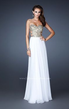 T back prom dress your mother