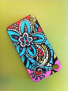 Posca ART by Marta Doodle.Drawing with posca pens