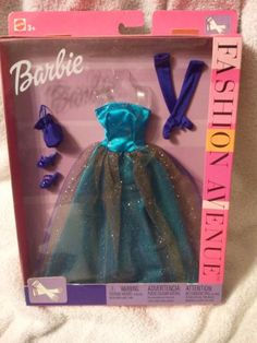 Barbie - Prom (Fashion Avenue) #