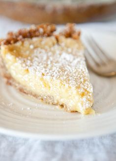 """Break out this insanely good """"crack pie"""" at Thanksgiving dinner!"""