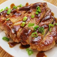 Boneless pork chops near asian