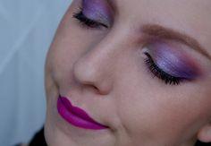 Dnešní Makeup: Purple Jackpot Purple, Makeup, Maquillaje, Face Makeup, Purple Stuff, Make Up, Bronzer Makeup
