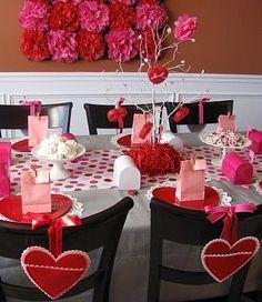 40 mesas românticas para um jantar a dois, The 40 most romantic Valentine's tables for a romantic dinner.