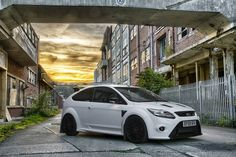 Beautiful imagery by Cliff Spittle Photography  of the Ford Focus RS.  #focusrs #rsdirect #rsfocus  #carporn #carphotography