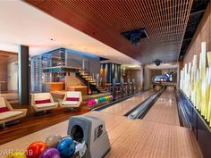 Game Room Bar, Game Rooms, Pinterest Room Decor, Mansion Interior, Modern Mansion, Closet Bedroom, Las Vegas, Home And Family, New Homes