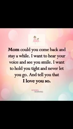 missing mom 29 super Ideas for quotes family missing mom Miss You Mom Quotes, Mom In Heaven Quotes, Mom I Miss You, Mom Quotes From Daughter, Missing Mom In Heaven, Missing Mom Quotes, Mom Poems, Remembering Mom, Grieving Quotes