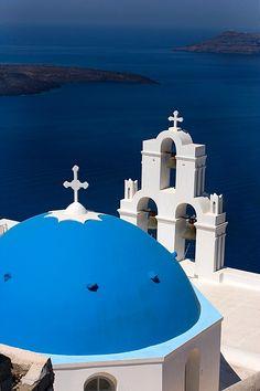 Santorini Island, Greece  #travel