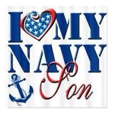 Love being a Navy Mom
