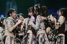 Member sekaligus kapten JKT48 Team T Haruka Nakagawa telah mengumumkan kelulusannya dari group. Hal ini diumumkan Haruka saat-saat terakhir acara