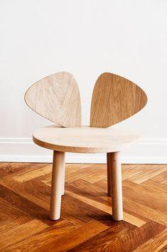 Mouse Chair - Oak