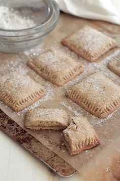 How to Use Whole Wheat Flour + Homemade Pop Tarts