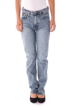 Jeans Donna Fiorucci (BO-F015 EASY 9901) colore Azzurro