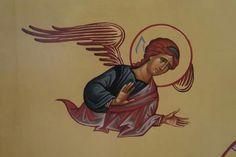 Byzantine Icons, Catholic, Drawings, Murals, Art, Drawing, Portrait, Illustrations, Roman Catholic