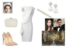 """""""Sunday Attending Morning Mass with my brother Louis and his lady friend Emma"""" by hrhduchesswalker ❤ liked on Polyvore"""