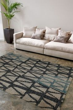 Kerala Jute Flatweave Rug by The Rug Collection