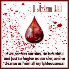 1 John (ESV) If we confess our sins, he is faithful and just to forgive us our sins and to cleanse us from all unrighteousness. Bible Verse Canvas, Bible Verses, Scriptures, Biblical Quotes, Faith Quotes, Jesus Quotes, Bible Quotes, 1 John 1 9, Profession Of Faith