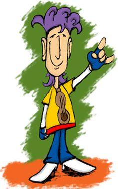 """ArmónicoGuitarrón. Cuando Armónico Guitarrón nació y el médico le dio la acostumbrada nalgadita, en lugar de llorar, se puso a cantar """"Las mañanitas"""". Todos supieron desde entonces que la música y Armónico siempre serían una gran pareja. Toca todos los instrumentos y fue el inventor del armonicón, ese pequeño instrumento musical que produce sonidos parecidos a los del piano con pedacitos de tambora zacatecana y violines que suenan a saxofones. http://www.eltentero.com.mx/reporteros.html"""