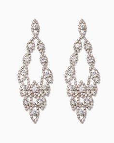 charming charlie | My Oh My Marquise Earrings | UPC: 410007260718 #charmingcharlie