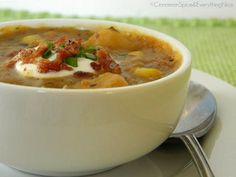 Chipotle Corn & Potato Chowder by ~CinnamonGirl, via Flickr