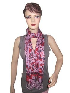 Womens Fashion Scarve Purple Red Indie Paisley Floral Print Scarf Wrap Stole MI,http://www.amazon.com/dp/B00ARUII2U/ref=cm_sw_r_pi_dp_-YD1qb1P6ZR8DJEQ