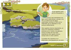 Laboratorio virtual: ¿se erosiona o no? Biología y Geología para 4º de…