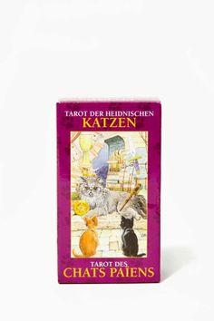Pagan Cats Tarot Card Deck