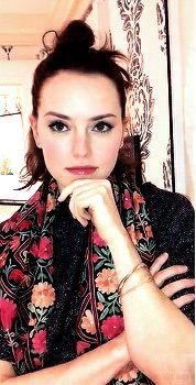 baby - Daisy Ridley