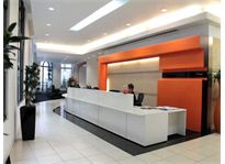 Inviting Office Reception Area At Chancery Lane - EC4A 1BL - City Of London