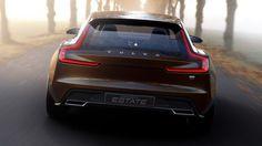 Volvo Estate concept.