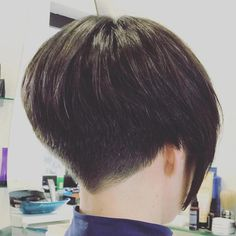 Hair Care Tips. Creative ideas for amazing looking hair. Your hair is what can e. Hair Care Tips. Stacked Bob Hairstyles, Hairstyles For Round Faces, Hairstyles With Bangs, Cool Hairstyles, Weave Hairstyles, Straight Hairstyles, Wedding Hairstyles, Short Hair Dont Care, Short Hair Cuts