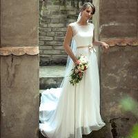 Elegantní společenské šaty a svatební šaty na míru   NANAY CZ