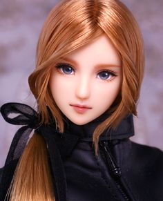 1/6 custom head Obitsu 01 [Mishiru: Misil] STJ