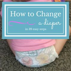 After having three kids, I consider myself somewhat of an expert when it comes to changing diapers. Perhaps the hardest time to do this is after they have gotten bigger and are entering the toddler…