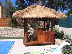 Jungle Spirit - Gazebos, paillotes, meubles et décoration d'extérieur et d'intérieur Produits