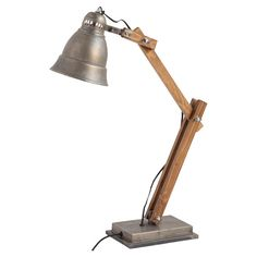 """Mercana Presley 28"""" H Table Lamp with Bell Shade"""