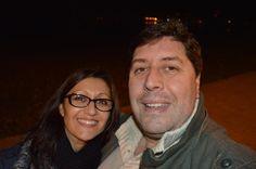 #anabelycarlos #año2015 nos encanta salir por la noche a disfrutar de este hermoso lugar!! Nos acompañas?? Síguenos en blog.carlossanin.com