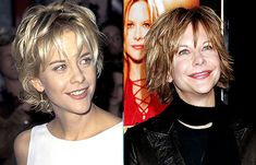 Meg Ryan? She was so pretty and look at her now.....sad! It makes me want to cry!