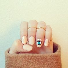 Eye see you #nailart