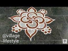 Indian Rangoli Designs, Rangoli Designs Latest, Simple Rangoli Designs Images, Rangoli Border Designs, Rangoli Designs With Dots, Rangoli With Dots, Beautiful Rangoli Designs, Free Hand Rangoli Design, Small Rangoli Design