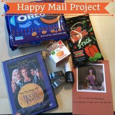 The Ashley Maria Blog: Happy Mail Project Reveal October