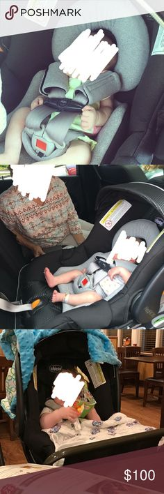 The #1-rated Chicco KeyFit 30 Zip Infant Car Seat is the easiest ...